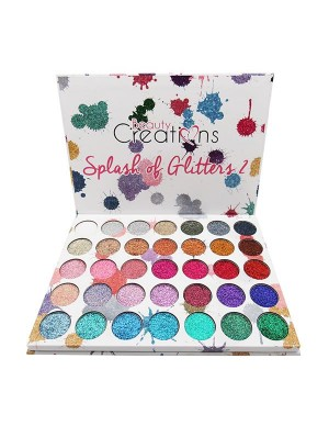PALETA SPLASH  OF GLITTER 2...