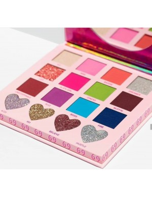 Paleta Annette Beauty...