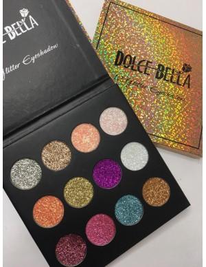 Paleta Glitters Dolce Bella