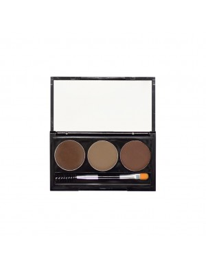 TRIO DE CEJAS SAVAGE BRUNETTE