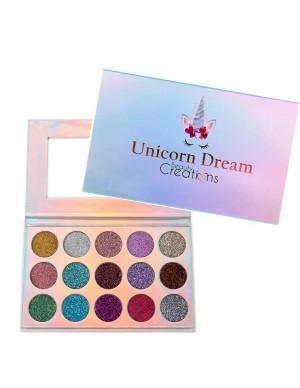 Paleta de Sombras Unicornio...