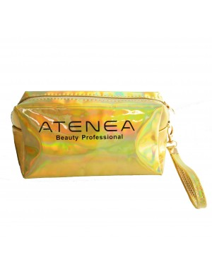 Cosmetiquera Atenea Dorada