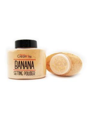 Polvos Banana Beauty Creations