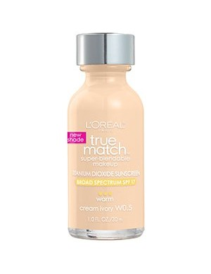 Base Loreal True Match Tonos W