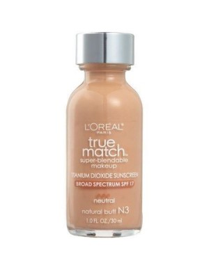 Base Loreal True Match Tonos N