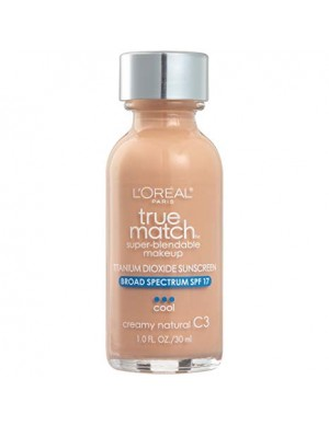 Base Loreal True Match Tonos C