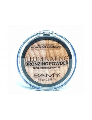 Iluminador Bronzer Duo Samy