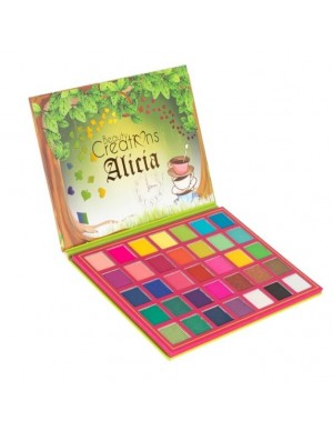 Sombras Alicia Beauty...