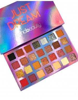 Paleta Just Dream Trend Beauty