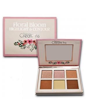 Paleta Floral Bloom...